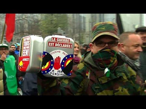 Βέλγιο: Πιάστηκαν «στα χέρια» αστυνομικοί και στρατιωτικοί