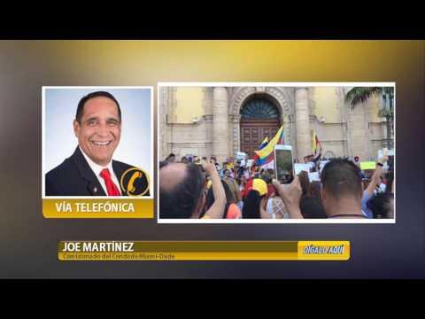 Entrevista a @JoeMartinez4026 – Digalo Aqui 25-04-2017 Seg. 02