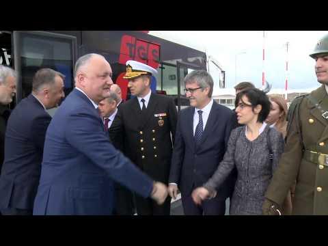Președintele Republicii Moldova întreprinde o vizită oficială în Republica Turcia