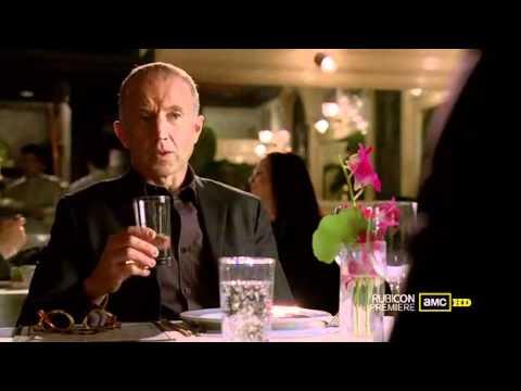Rubicon, Season 1, Episode 05 (Lunch Scene with Kale Ingram)