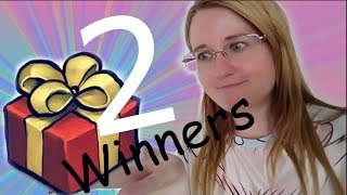 Adna Plays Giveaway 2 Winners!