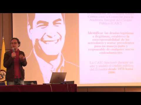 Dimitri Endrizzi - Moratoria en Ecuador