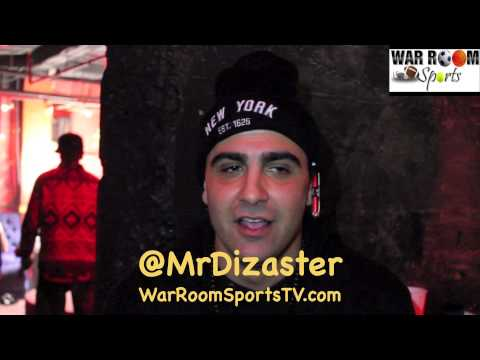 Dizaster Talks With WRS At URL Armageddon