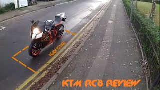 9. KTM RC8 1190R Review