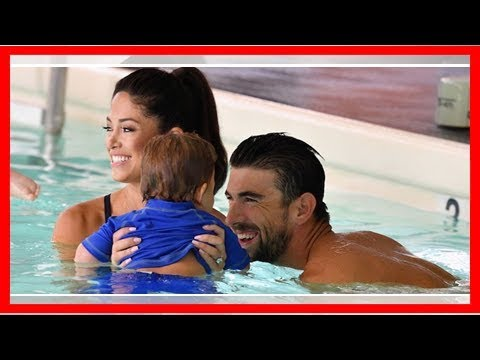 Michael Phelps Announces The Birth Of New Baby Boy With Adorable Family Pictures