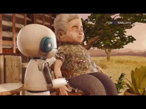Battery - Watch this saddest story 3D animation from MMU, Malaysia. The title is 'Changing Batteries' - a story about an old woman that live alone with a robot. The en...