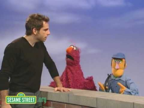 stiller - New season of Sesame Street premiering Monday Sept 26th 2011! New episodes weekday mornings on PBS! (Check local listings.) For more videos and games check o...