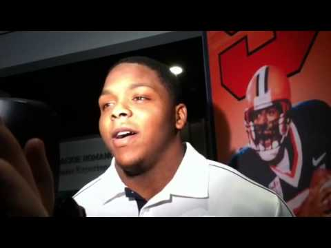 Jay Bromley Interview 11/26/2013 video.
