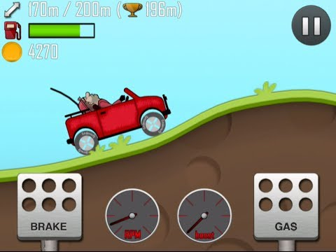 AppCheck: Hill Climb Racing