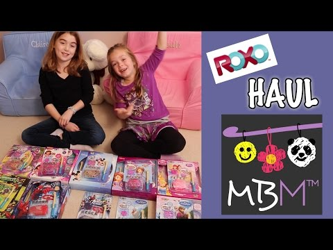 Disney Frozen, Princesses, Mickey, TMNT Roxo Rainbow Loom Kit Haul