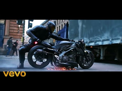 Fast and furious Present: Hobbs Video Clips|| Motorcycle Transformation Scene|| Roa Studio