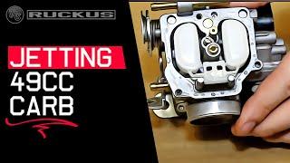 4. Jetting a Honda Ruckus 49cc Carb