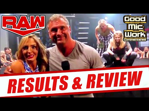 WWE Raw 8-31-2020 Full Show Review