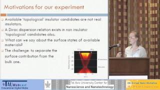 Nano fellow talk -- Probing the surface states in Bi2Se3 using the Shubnikov-de Haas effect