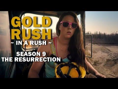 Gold Rush (In a Rush) | Season 9, Episode 11 | The Resurrection