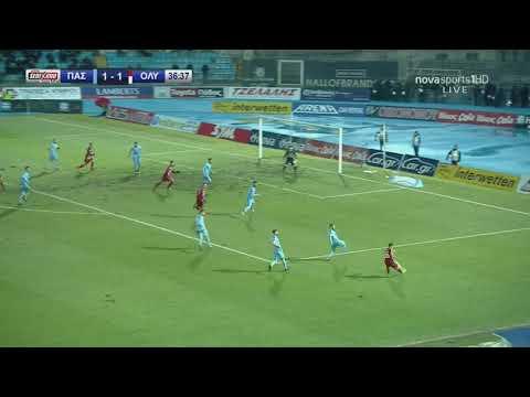 Video - ΠΑΣ Γιάννινα - Ολυμπιακός: Τα γκολ και τα στιγμιότυπα
