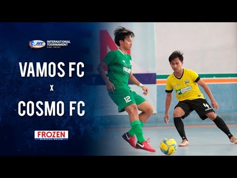 Seru! Final dan Adu Penalty! : Vamos FC 5 (5) vs 5 (4) Cosmo FC - My Futsal International Tournament