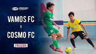Video Seru! Final dan Adu Penalty! : Vamos FC 5 (5) vs 5 (4) Cosmo FC - My Futsal International Tournament MP3, 3GP, MP4, WEBM, AVI, FLV Februari 2018