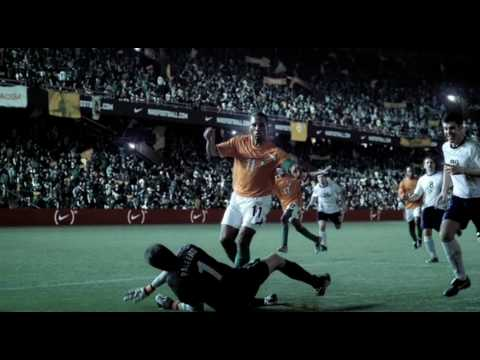 write_the_future - http://www.footy-boots.com/ - Go behind the scenes with Wayne Rooney, Didier Drogba and the team behind Nike's latest smash hit ad, Write the Future. See som...