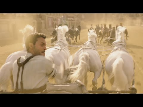 Ben-Hur (Featurette 'Chariot Race')