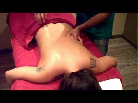 Como hacer un buen Masaje de espalda .AVI
