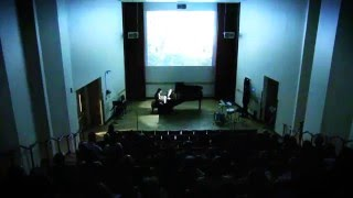 """Video from My Recital """"Pictures of Southern Russia"""""""