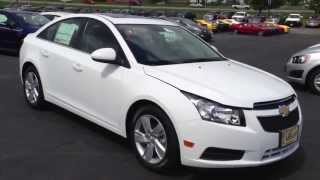 2014 Cruze 2.0 Clean Diesel Walk Around And Test Drive
