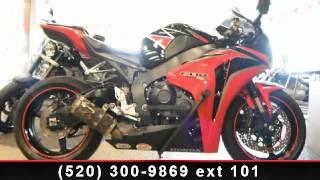 10. 2010 Honda CBR 1000RR - RideNow Powersports Tucson - Tucson