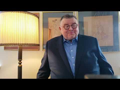 Wojciech Mann w formie! Panie ministrze!