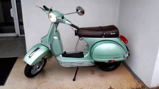 2. 2005 Vespa PX-150 two stroke  Limited Edition #138 of 500