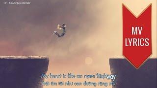 It's My Life | Bon Jovi | Lyrics [Kara + Vietsub HD] Video