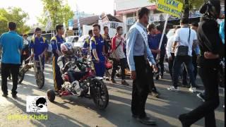 Teknik Sepeda Motor Karnaval Kemerdekaan Indonesia ke70 di Jepara