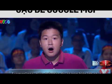 Cậu bé google mới của Việt Nam | Phần thi ấn tượng của Nguyễn Minh Đức - Thời lượng: 1:35.