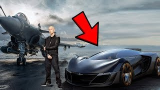 Video 12 Items Eminem Owns That Cost More Than Your Life... MP3, 3GP, MP4, WEBM, AVI, FLV Juni 2019