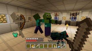 Minecraft Xbox - The Sewer - Kryptic Kingdom - Part 8