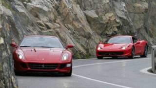 2010 Ferrari 458 Italia Vs. 2010 Ferrari California