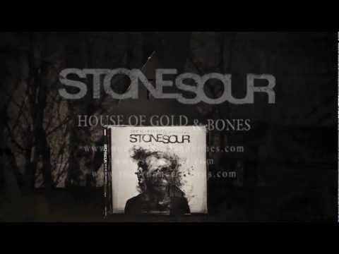 Stone Sour - House of Gold & Bones Packaging