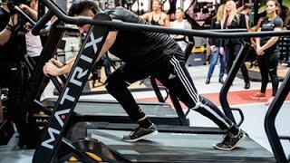 Matrix Fitness FIBO 2016
