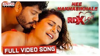Video Nee Nakhasikhale Full Video Song  || RDXLove Songs || Payal Rajput, Tejus Kancherla || Radhan download in MP3, 3GP, MP4, WEBM, AVI, FLV January 2017