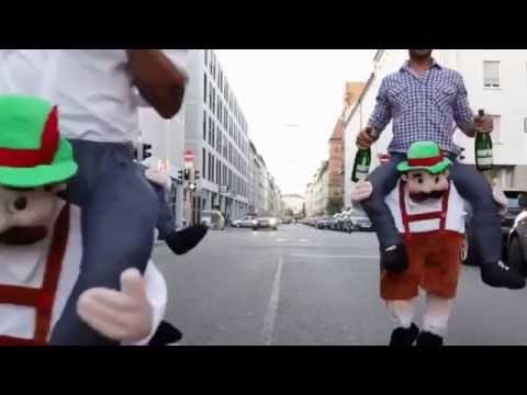 Drunken Bavarians costumes