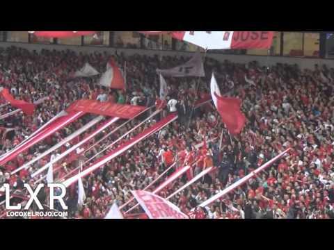 Independiente 3 - Olimpo 1 2015 | Tenemos mas copas, tenemos más gente - La Barra del Rojo - Independiente - Argentina - América del Sur