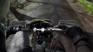 3. [RAW] Husqvarna TE610 riding