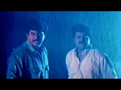 Swarnamukhi Movie    Suman Fight Scene    Suman, Sai Kumar, Sangavi