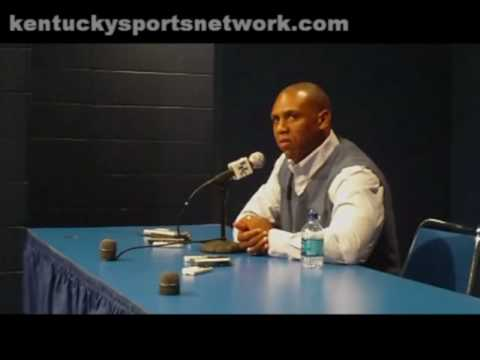 ljrose1 - As the football signing day nears UK Head Coach Joker Phillips talks about his 1st recruiting class as head coach.