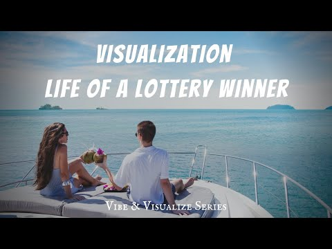🔷💲Life of a Lottery Winner (Episode 1)💲🔷 | VISUALIZATION & AFFIRMATIONS 432hz