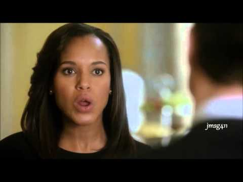 """Scandal 3x16 Olivia and Fitz argue """"You're being disgusting!"""""""