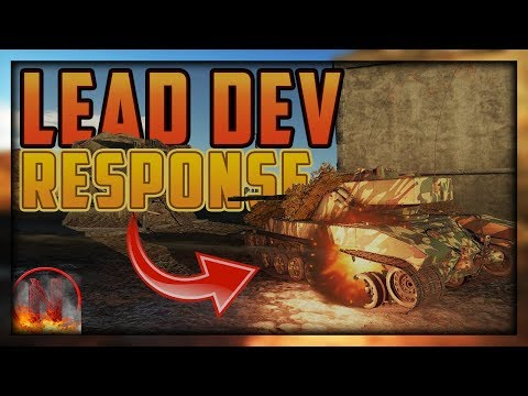 WT || My Thoughts on Gaijin´s FPE,  Parts, RP Cap Response