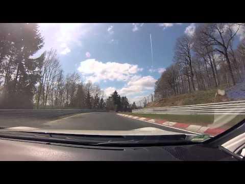 Rent4Ring Subaru BRZ Stage 2 Nürburgring rental @ GT Events April '13