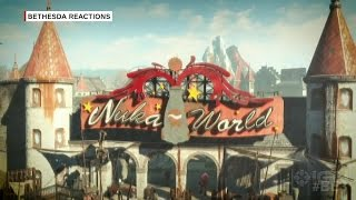 Fallout 4 DLC Reactions - IGN Live: E3 2016 by IGN