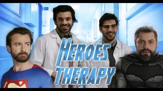 HEROES THERAPY (feat. Amaury & Quentin)